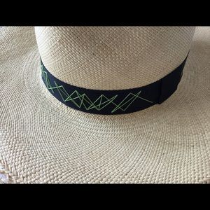 cdcd57dc2e2aa Valdez Panama Hats Accessories - VALDEZ PANAMA HAT  350 FARFETCH  ANTHROPOLOGIE